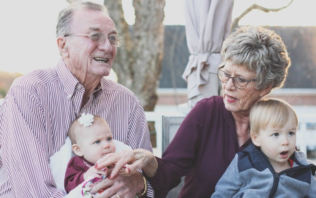 Grandparent Visitation in New Jersey
