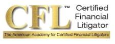 Certified Financial Litigator Badge